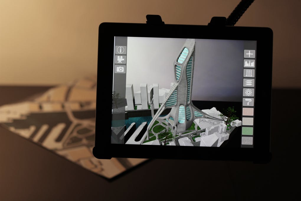 Arki is architectural visualisation in augmented reality for Ikea visualisation 3d