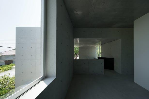House in Ashiya (c)Kazunori Fujimoto