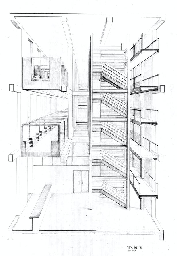 Section Perspective 1