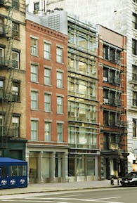 A wide range of new buildings in NYC's historic districts