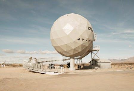 The Dinesphere. Photo by Hannes Peer (@hannespeer)