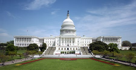 Critics from around the country weigh in on President Trump's proposed 'Making Federal Buildings Beautiful Again' executive order. Shown: The United States Capitol in Washington, D.C. Image courtesy of Wikimedia Commons / Architect of the Capitol.