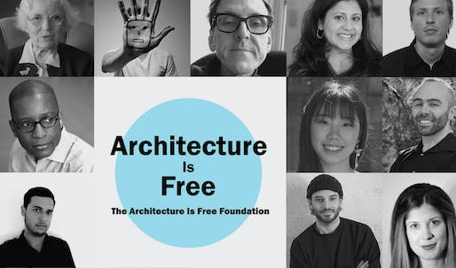 """A New Advocacy Group, """"Architecture is Free,"""" is Pushing for Reforms as Architecture Continues to Feel Pressure from Within and Without"""