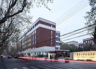 The No.2 Teaching Building of High School Affiliated to Fudan University | Huadu Design