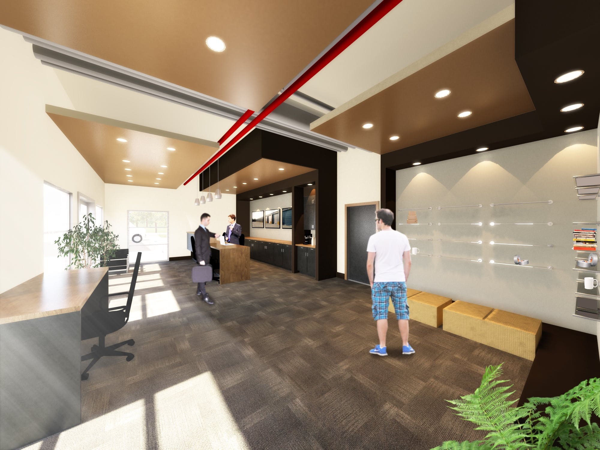 Petaluma Self Storage Gkw Architects Archinect
