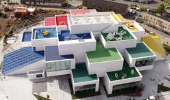 Take a look at BIG's newly opened LEGO House
