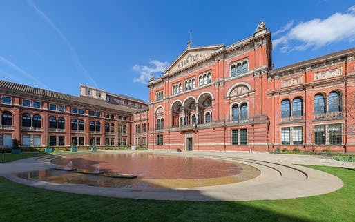 Victoria & Albert Museum in London. Photo by DAVID ILIFF. License: CC BY-SA 3.0