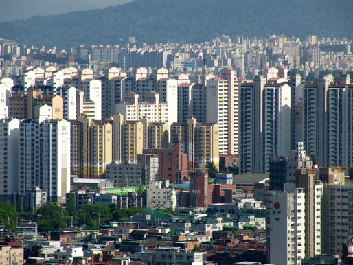 Seoul has the highest number of buildings with 12 or more stories. Does that make it the world's most vertical city? Photo: f0rtytw0/Flickr