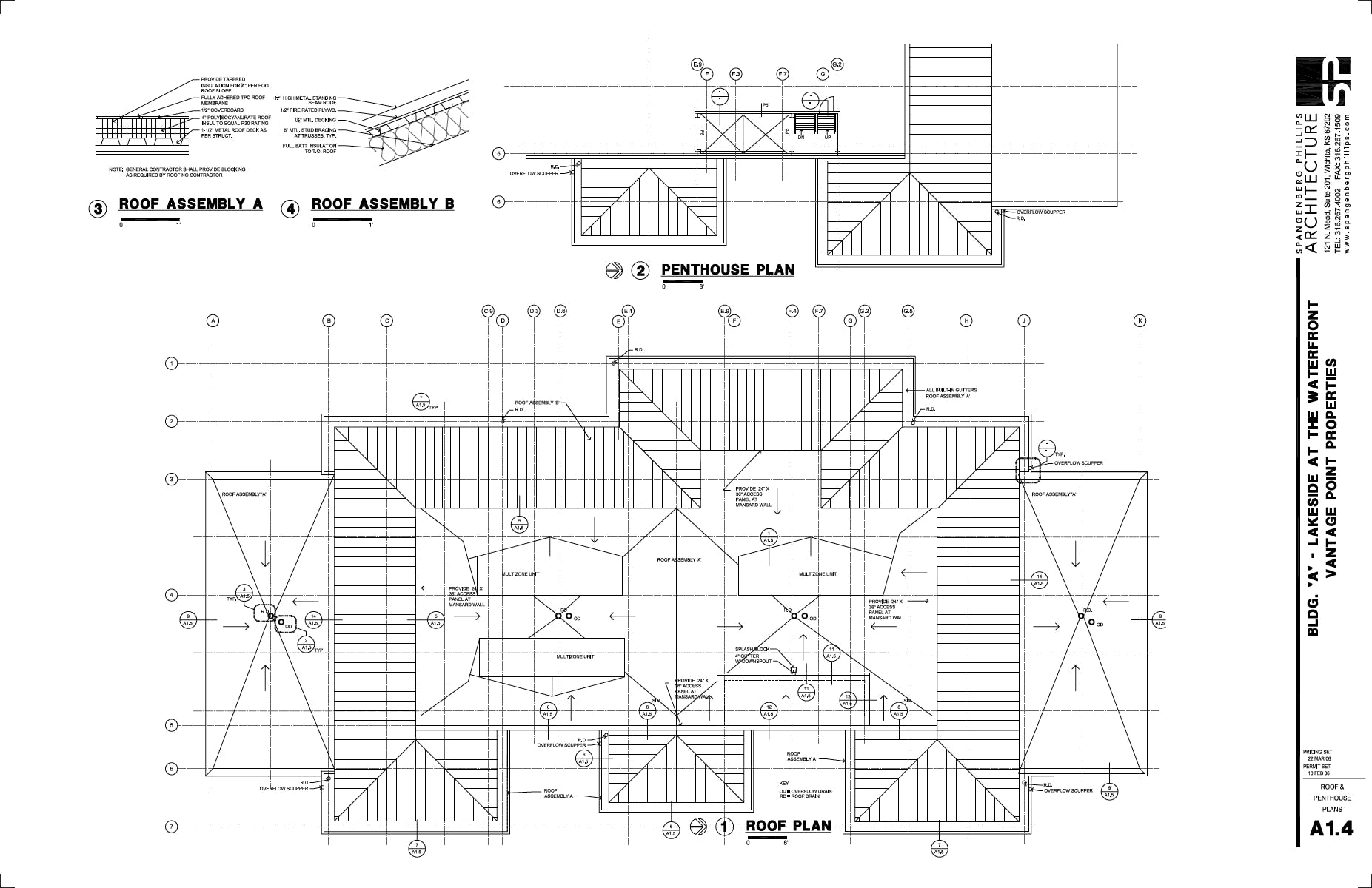 Construction document examples jill sornson kurtz for Plan construction