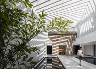 Usual Studio|Light Tunnel- Lishui Corporate Office/Lin Jingrui