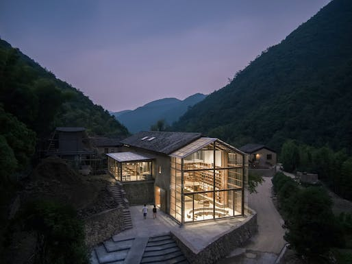 Atelier Tao + CAR: Emerging Architecture Shortlist 2020. Image © Su Shengliang/Courtesy of AR