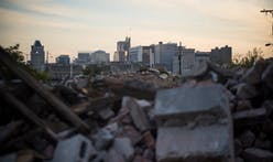 Blighted Cities Prefer Razing to Rebuilding