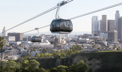 Plans announced for a gondola to connect LA's Dodger Stadium with Union Station
