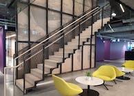Architectural Stair 18DD