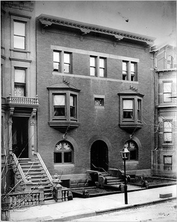 Stewart Lyndon Woodford House 1885 Architects: Henry Ogden Avery