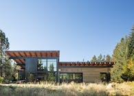 Coates Design: Seattle Architects - Tumble Creek Cabin