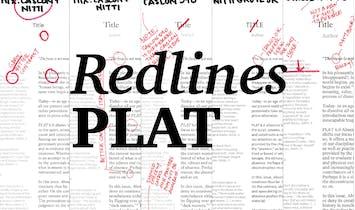 Redlines: PLAT