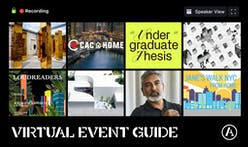 Announcing Archinect's Virtual Event Guide