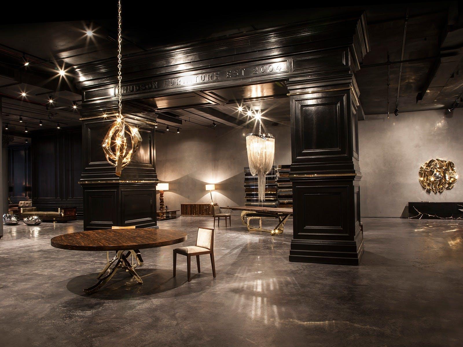 Hudson Furniture Opens Brand New Showroom Gallery 2017