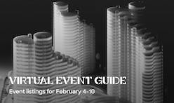 Archinect's Virtual Event Guide for the week of Feb 4-10