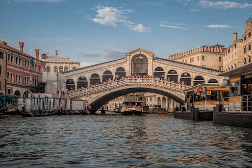 View of Venice, Italy. Image courtesy of peter89b.