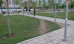 Desire paths as urban 'civil disobedience'