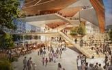 First images of Diller Scofidio + Renfro's London Centre for Music unveiled