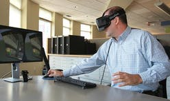 Using virtual reality to bridge the gap between architect and client