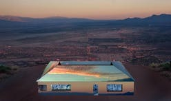 "Doug Aitken among artists in Palm Springs-adjacent art show, ""Desert X"""