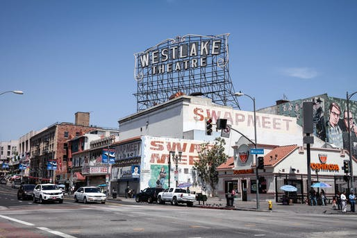 "MMA's new cultural complex is slated for L.A.'s Westlake neighborhood.Photo courtesy of Wikimedia user <a href=""https://commons.wikimedia.org/wiki/File:Westlake_Theatre-1.jpg""> Visitor7.</a>"