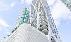 Zaha Hadid's One Thousand Museum Miami tower officially completed