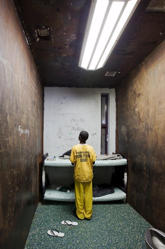 Lesbian jail torture