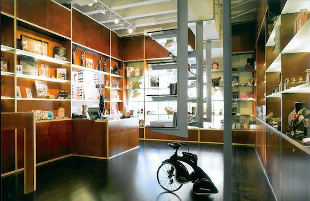 Hollywood Roosevelt Hotel Gift Shop Fer Studio Archinect
