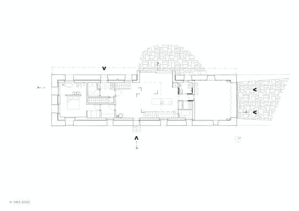 Ground Floor Plan ORA
