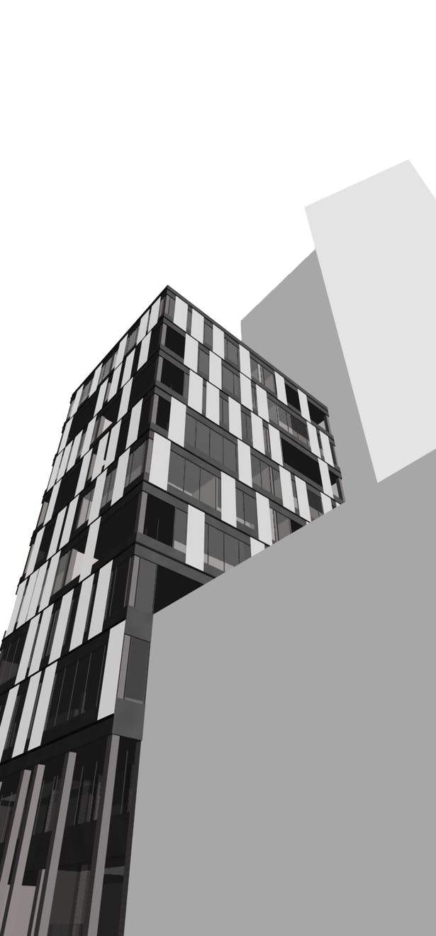 Rendering from Euclid Avenue