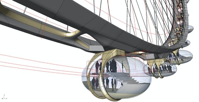 Rim. Image courtesy of UNStudio.