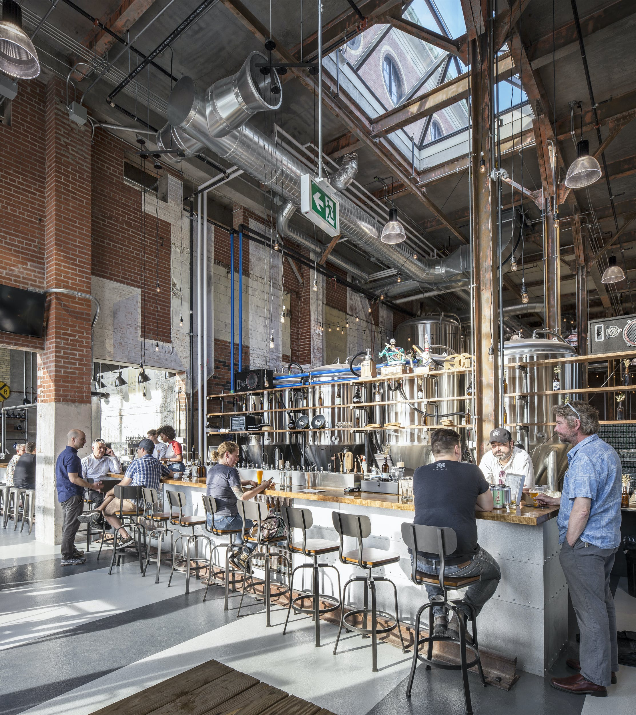 Junction Craft Brewing wins Architectural Conservancy
