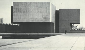 I.M. Pei's first museum scheme, the Everson in Syracuse, turns 50