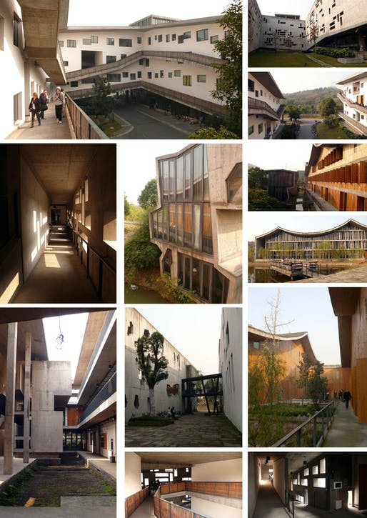 Xiangshan Campus, China Academy of Art, Phase II, 2004-2007 by Amateur Architects Hangzhou, China photos by Evan Chakroff