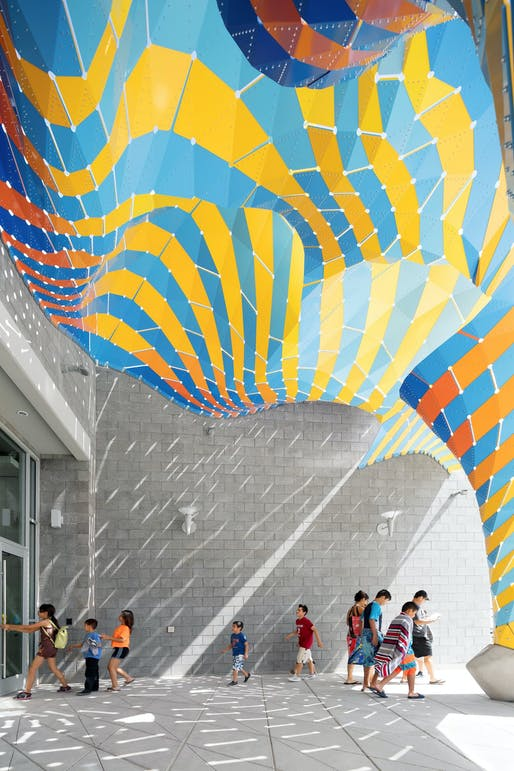 "<a href=""https://archinect.com/theverymany/project/marquise"" rel=""nofollow"" target=""_blank"">Marquise</a> in El Paso, TX by <a href=""https://archinect.com/theverymany"" rel=""nofollow"" target=""_blank"">MARC FORNES / THEVERYMANY</a>"