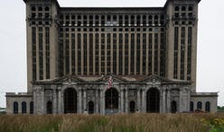 "Ford Motor Co. to renovate Detroit's Michigan Central Station into ""future mobility"" research center"