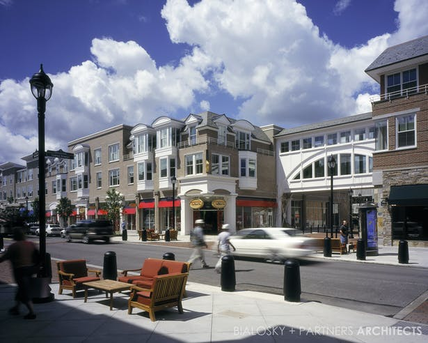 Crocker Park Bialosky Partners Architects