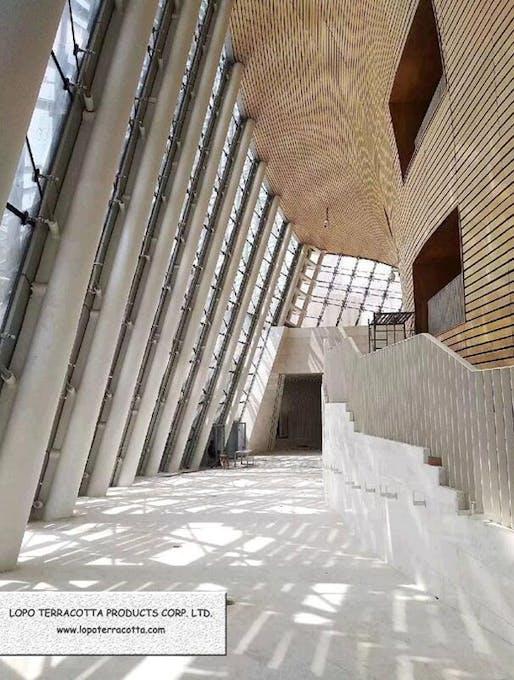 Interior Design of Project STRAITS CULTURAL ART CENTER