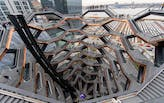 Hudson Yards Vessel closed following another suicide