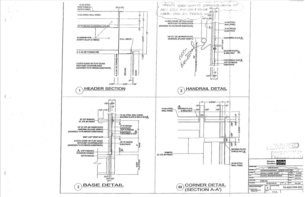 Elevator | Vladimir Olvera | Archinect