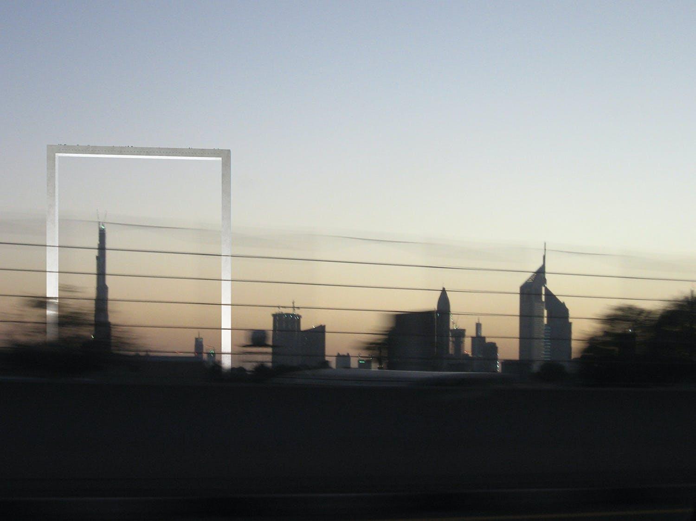 Fernando Donis, designer of the Dubai Frame, shares more details ...