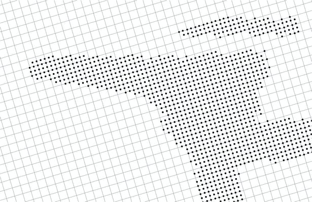 Urban grid diagram. Image © rggA