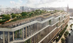 "Could ""landscrapers"" like Google's new London HQ represent a shift in workplace design?"