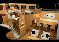 Confidential - 130' Preliminary Sailing Yacht Design