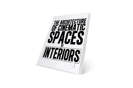 """The Architecture of Cinematic Spaces"" by Mehruss Jon Ahi and Armen Karaoghlanian of Interiors. Photo courtesy of Interiors."